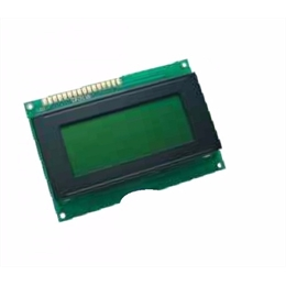 Display 16x4 Com Backlight Verde